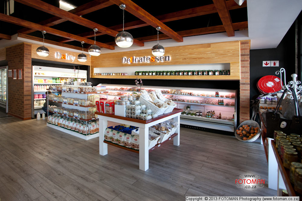 Professional Interior photography Retail space interior photography