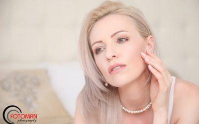 Boudoir shoot with Zara Watson