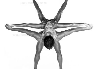 Professional Studio Photography of the Fitness Industry