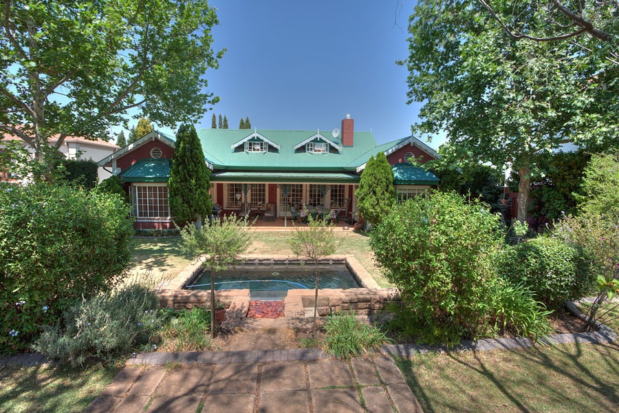 Kyalami Estates Property Photography